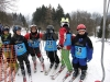 Lyžařské závody - únor 2010